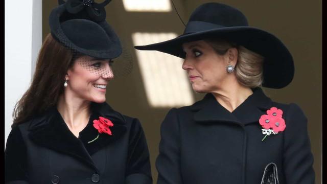 Royals: Máxima vs Kate