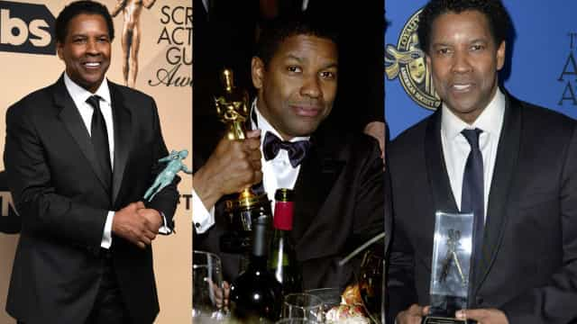 Denzel Washington's winning screen roles