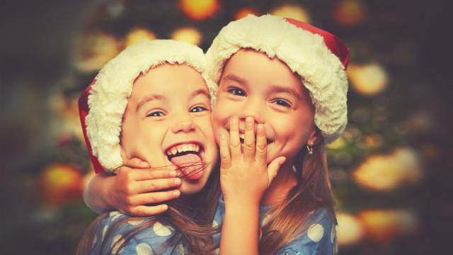 Kinderen van BN'ers schitteren op kerstdiner