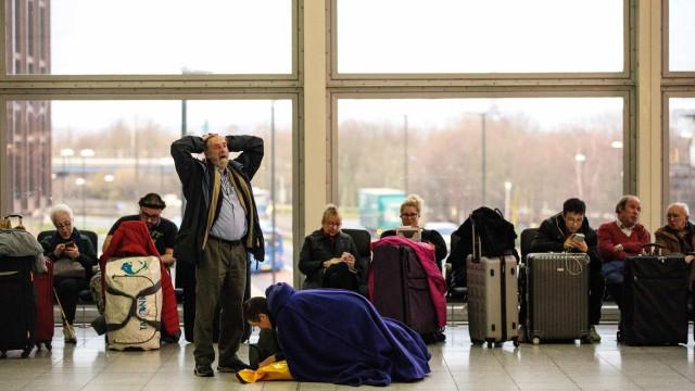 Roliga, intressanta och vansinniga incidenter på flygplaster