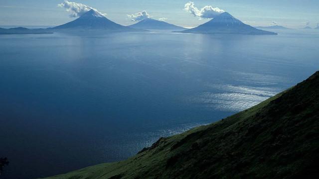 Les îles Aléoutiennes: entre Russie et États-Unis