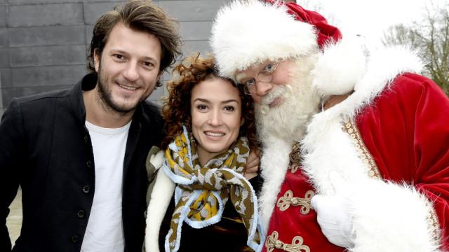 Deze BN'ers zitten al in de kerstsfeer