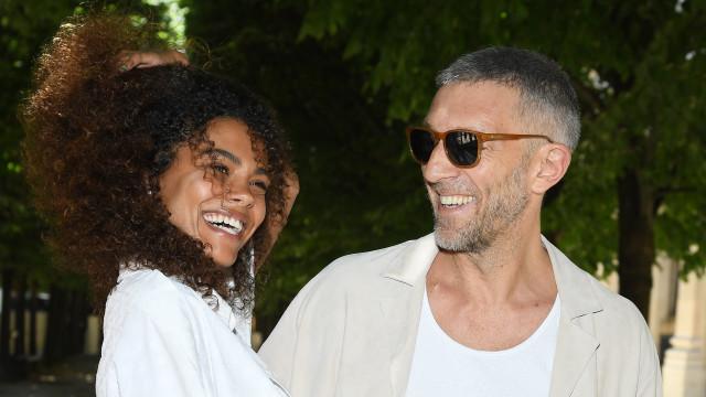 Tina Kunakey et Vincent Cassel vont avoir un enfant