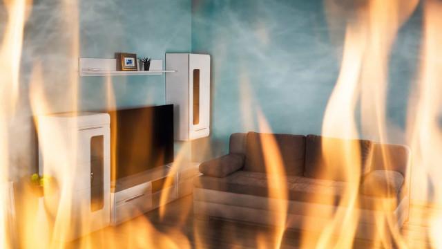 Weet jij hoe je moet reageren tijdens een huisbrand?