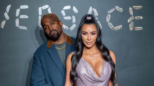Kanye West e Kim Kardashian serão pais pela quarta vez