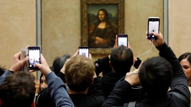 Le Louvre, la star des musées