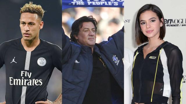 Alles für den Klub: Die größten Fußballfans unter den Promis