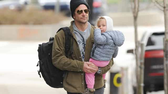 Bradley Cooper: le papa le plus cool d'Hollywood?