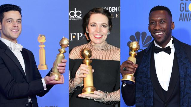 Ganadores LGBT en los Globos de Oro 2019