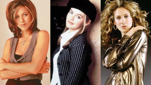 Antes e depois: as estrelas que foram ícones da moda nos anos 90!