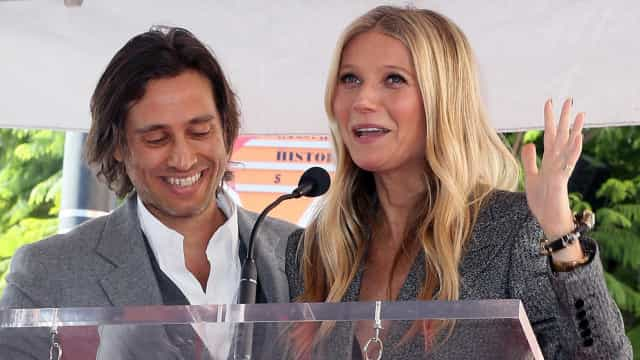"Gwyneth Paltrow enjoys ""modern honeymoon"" with new and ex-husband"