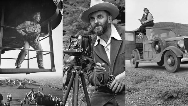 Tutustu valokuvauksen nimekkäisiin pioneereihin