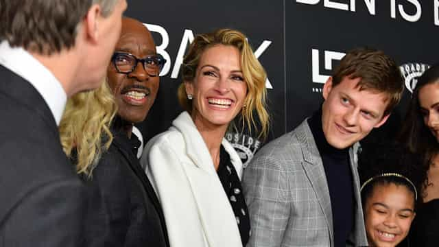 Julia Roberts speelt weer ijzersterk in 'Ben is back'