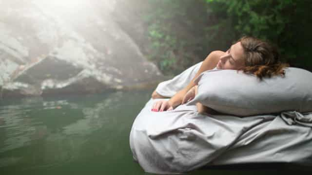 Thérapie sonore: trouver le sommeil en un clin d'œil
