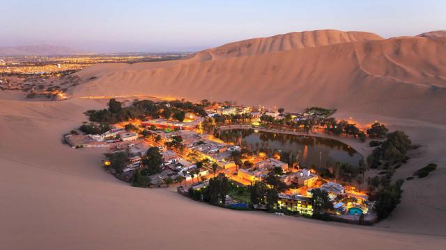 Les plus belles oasis du monde entier