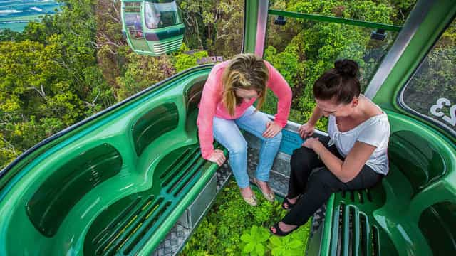 The coolest and craziest cable car rides in the world