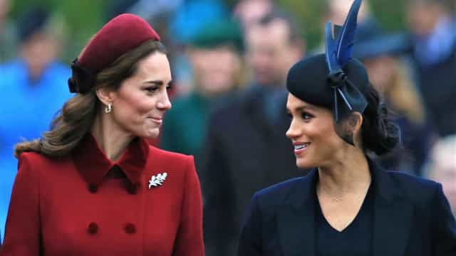 Meghan vs Kate: il confronto finale