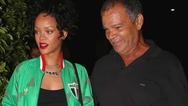 Rihanna sues father for exploiting 'Fenty' brand