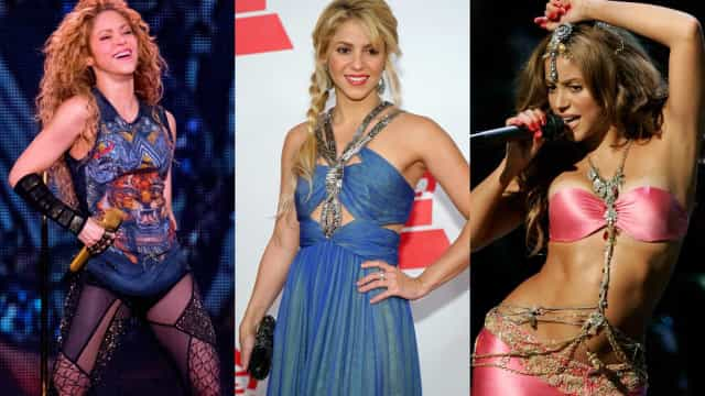 Shakira's world of music and fashion
