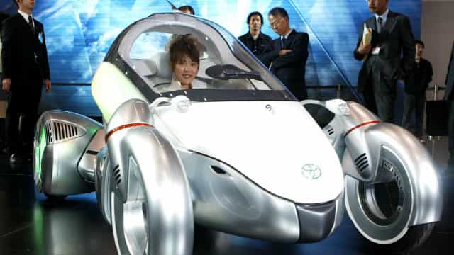 30 concept cars that never hit the mainstream