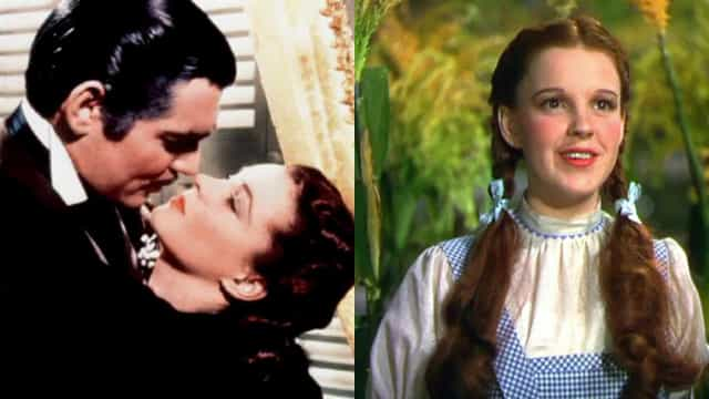 'Gone with the Wind' and 'The Wizard of Oz' at 80!