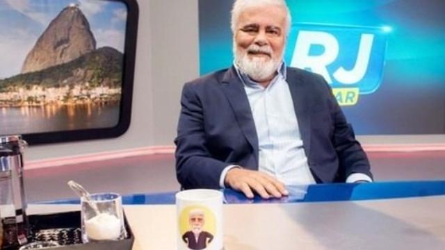 Morre o apresentador Wagner Montes, aos 64 anos