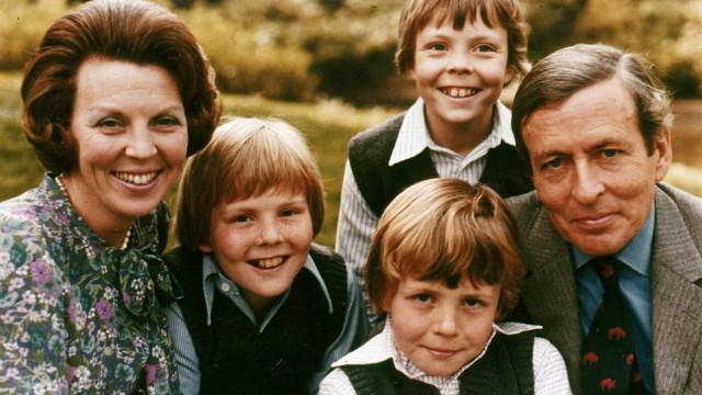 De mannen van prinses Beatrix