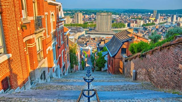 Liège: la ville qu'on ne peut qu'aimer