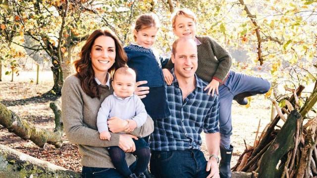 Na família real, quem impõe as regras para as crianças é a babá