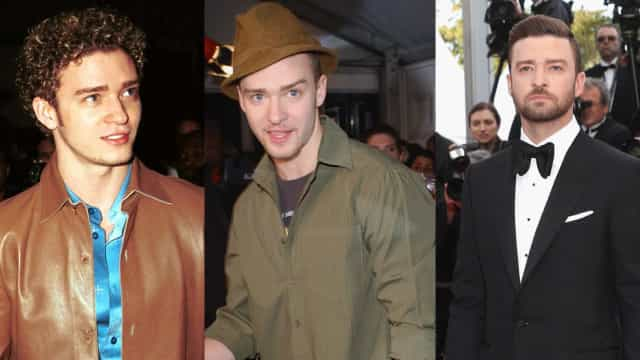 The evolution of Justin Timberlake's style