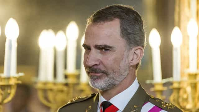 51 ans du Roi Felipe d'Espagne