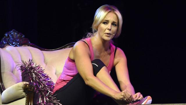Chantal Janzen deelt smoes om niet te sporten