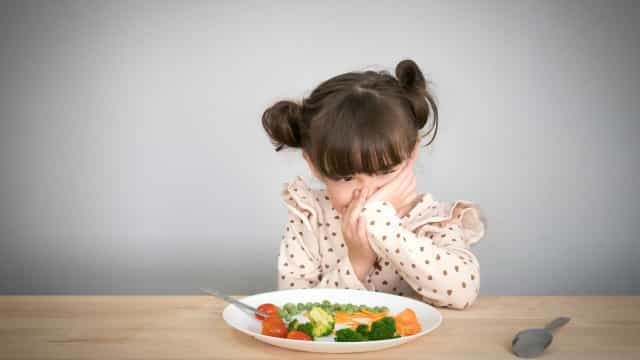 Zo zorg je ervoor dat je kinderen hun groente eten