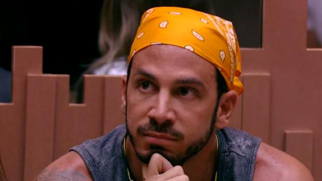 BBB19: Eliminado, Gustavo diz que tinha certeza que seria o vencedor do reality