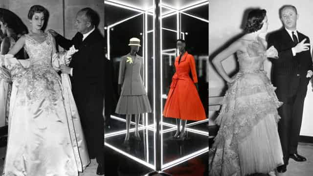 Dazzling Dior: Designer of dreams