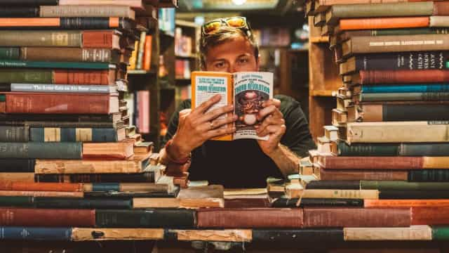Amazing bookstores that are real page-turners