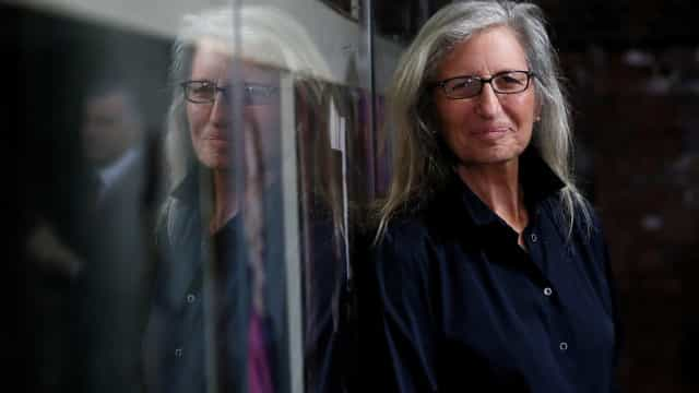 World Photography Day: Tips from Annie Leibovitz