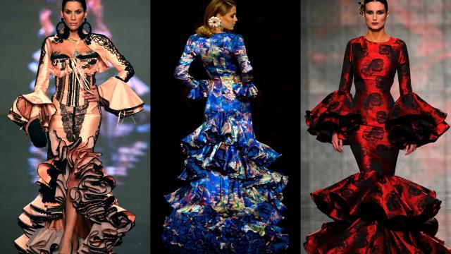 Kansainvälinen flamenco-muodin tapahtuma juhlistaa 25-vuotispäiväänsä