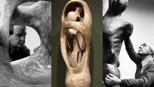 Henry Moore, a life in sculpture