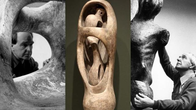 조각과 함께한 삶, 예술가 헨리 무어
