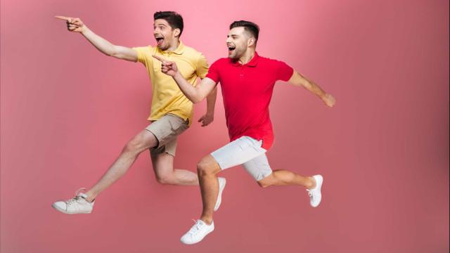 Netin hulvattomimmat kuvapankkikuvat homo- ja lesbopareista!