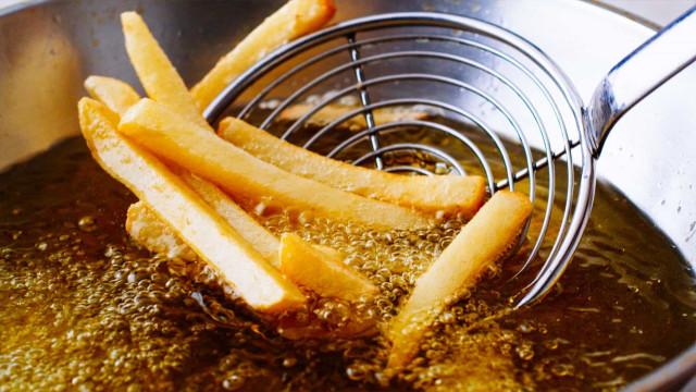 Bak je frietjes niet te bruin