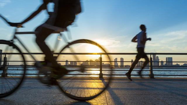 Joggen vs. Fahrradfahren: Was ist das bessere Workout?