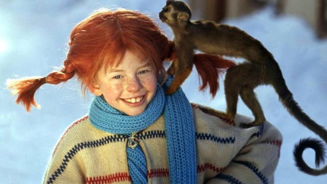 Wie groeide er niet op met Pippi Langkous?