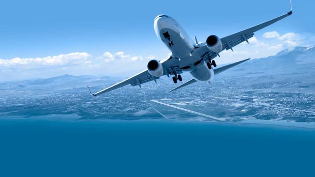 Waarom zijn de meeste vliegtuigen wit?