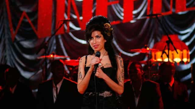 Amy Winehouse and other artists with posthumous collabs
