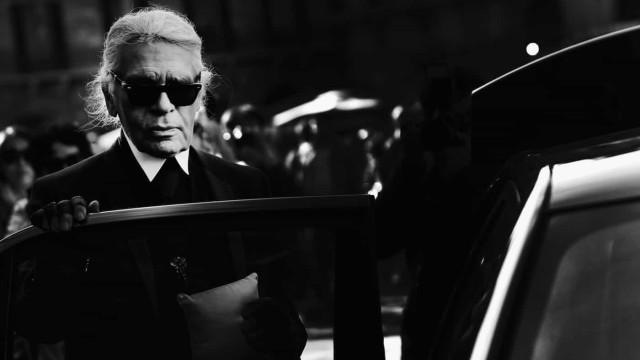 Karl Lagerfeld ble 85 år gammel