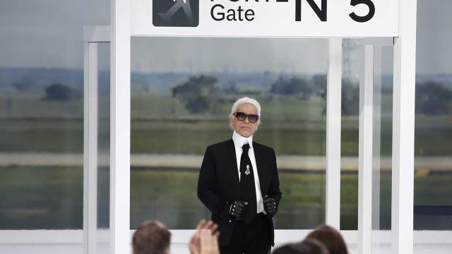 Les créations les plus majestueuses de Karl Lagerfeld