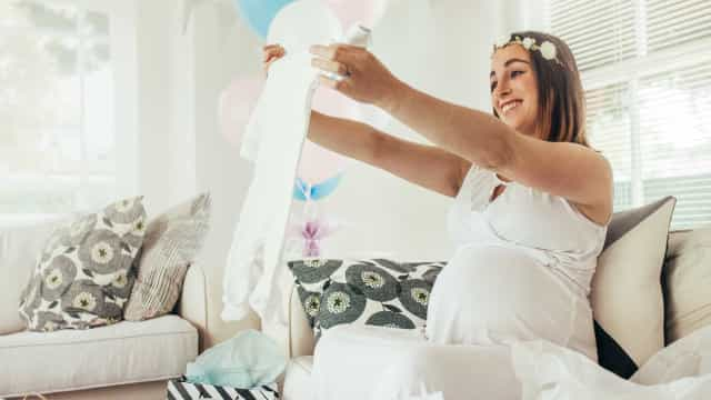 Unique ideas for a blissful baby shower