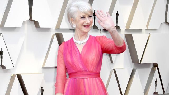 Com mais de 50 anos, essas estrelas arrasaram no Oscar!
